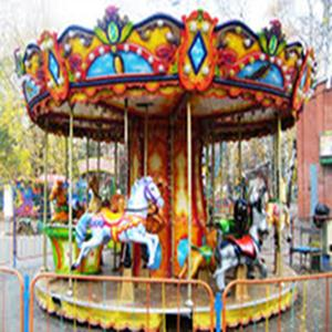 Парки культуры и отдыха Калязина