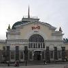 Железнодорожные вокзалы в Калязине