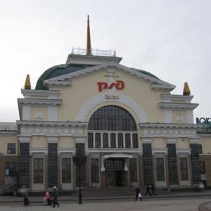 Железнодорожные вокзалы Калязина